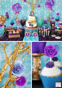 Cupcake: detalhe de cima