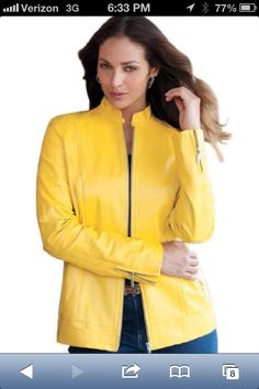 ccfcaad764336 Jessica London mango glow leather jacket. Should get it in the mail soon.  Can
