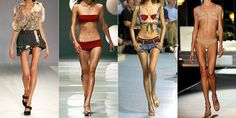 France: Skinny Models Must Fatten Up to Perfect their Catwalk . Fashion Models, Fashion Show, Fashion Design, Skinny Fashion, Ideal Beauty, Beauty Industry, Body Image, Runway Models, Model Photos