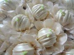 Forminhas para doces de casamento