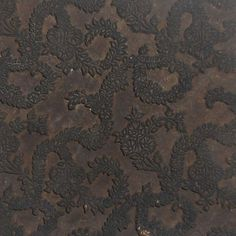 Vintage wood Block For Textile Fabric Handmade & Hand Carved For Printing In2225
