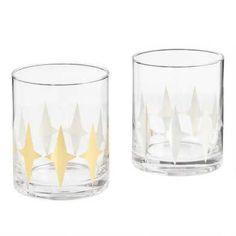 Spiced Citrus Sparkler-Drinks-Recipes-Inspiration | World Market White Wine Glasses, True Art, Affordable Home Decor, Champagne Flutes, World Market, Sparklers, Art Deco Fashion, Metal Art, Tea Cups