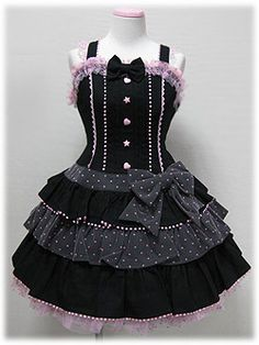 Dream Magic JSK - Angelic Pretty