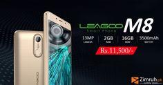 LEAGOO M8 3G Quad-Core  Shop Now==>https://goo.gl/6gA2Wd  Call to Order:+92 (21)34396400-401-402-403 Mobile/Whatsapp: 0335-4111056 / 0312-8693906
