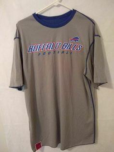 Buffalo Bills XXL 2XL practice jersey team issue reversible gray   blue  NFL   BuffaloBills 378d18e0a