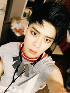 Image result for jaehyun selfie