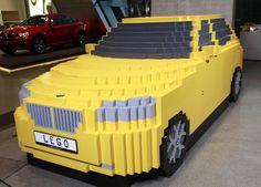 Cool! Lego BMW