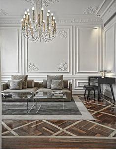 Parquet Floors: 9 Grand Examples