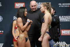 Does TUF breakout star Rose Namajunas take the new strawweight title over Carla Esparza? Vs Rosa, Rose Namajunas, Carla Esparza, Mma Fighting, Beautiful Athletes, E Sport, Female Fighter, Marketing, Party Photos