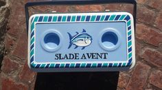 top Tri Delta, Kappa Delta, College Prepster, Painted Coolers, Cooler Painting, Southern Tide, Greek Life, College Life, Paint Ideas