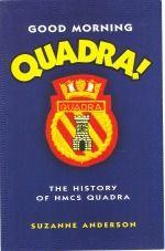 The history of HMCS Quadra located in Comox, BC Canada.