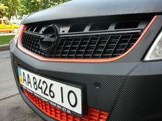 3D Carbon Opel Vectra C