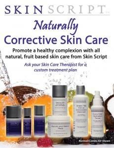 Online SkinScript Spa Shop Facials By Ann dedicates Itself to healthy skin, helping our clients to obtain skin health, monthly skin treatments. I carry great products for your skin needs. http://facialsbyann.com/skin-script-products/