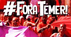 31/07:<BR>Fora Temer!