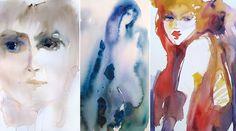 Sylvia Baldeva, rencontre avec une aquarelliste de renom