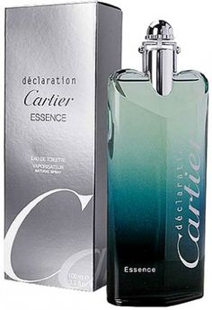 Cartier para hombres   Declaration Essence - 2001