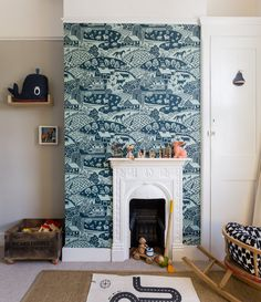 Maximalist Decor Vintage Apartment therapy - Lovely Maximalist Decor Vintage Apartment therapy, Australia Home tour A Maximalist Colorful Mashup Apartment Therapy, Apartment Ideas, Kids Room Design, Living Room With Fireplace, Living Rooms, Home Decor Inspiration, Decor Ideas, House Tours, Designer