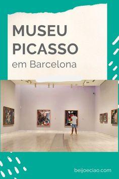 Picasso não nasceu cubista. A Sagrada Família demorará mais de um século para ficar pronta. E você, tem a paciência para dar tempo ao tempo? Barcelona, Picasso, Home Decor, Sagrada Familia, Kiss, Museum, Travel, Decoration Home, Room Decor