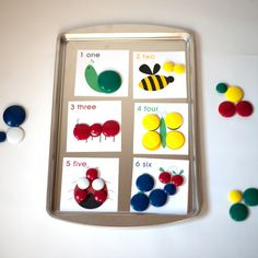 These are so stinking adorable! Free magnetic printables. Make a great busy bag/quiet time activity!