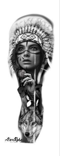 Girl Face Tattoo, Gray Tattoo, Sketch Tattoo, Photoshop, Custom Tattoo, Black And Grey Tattoos, Harley Quinn, Patterns, Cool Stuff