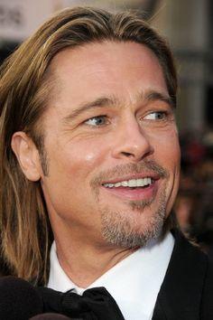 #Oscar #Oscars Brad Pitt (red carpet) close