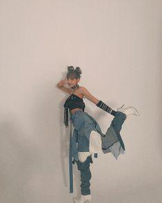Lisa Lalisa Manoban Blackpink LISA Lisa Blackpink [lalalalisa_m] Jennie Blackpink, Blackpink Lisa, Blackpink Fashion, Korean Fashion, South Korean Girls, Korean Girl Groups, Blackpink Outfits, Fashion Outfits, Got 7 Bambam