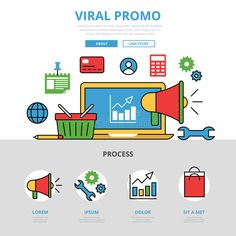 https://thumbs.dreamstime.com/b/linear-flat-viral-promotion-infographics-il-promo-template-icons-website-hero-image-illustration-sale-customer-targeting-79722641.jpg
