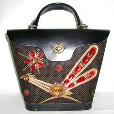 Enid Collins vintage handbag