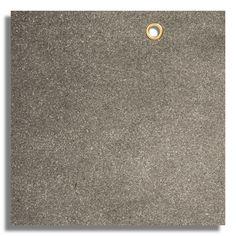 Edelman Leather Glitter Suede Platinum Grey Silk; RSG16PLT