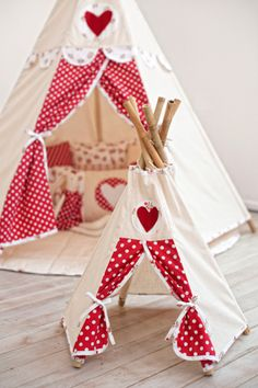 henryshouse- childrens' and doll teepee