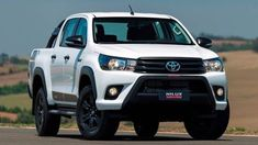 Toyota Hilux, Toyota Corolla, General Motors, Hilux 2017, Motor A Diesel, Chevrolet S10, Fiat Toro, Ford Ranger Raptor, Volkswagen