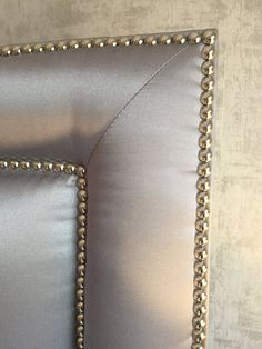 The Designer Headboard Company has put together a collection of handmade bespoke headboards, designed by Interior Designer Catherine Wilman. The fabric I have selected for the Richmond Design is a cotton satin.It is glamorous and elegant fabric.It has a feeling of luxury, the colour is a pale ivory. For more please visit: https://www.etsy.com/uk/listing/400078131/the-richmond-headboard?ref=listing-shop-header-0