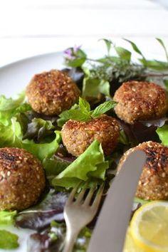 Falafel courgette sarazin les recettes de juliette