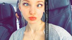 Dove Cameron Ugly Selfie