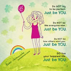ecard - Just be you