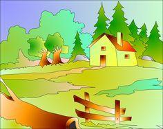 La casa del campo