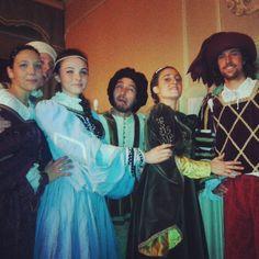 @iaiamcm_#trampolieri #figata #rinascife2015 #BorgodelDiavolo #RioneSantoSpiritoFerrara ##carnevalerinascimentale