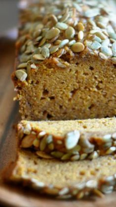 Make your own Starbucks Pumpkin Bread.  This tastes just like the real thing.  #copycat #pumpkin