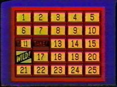 Classic TV Game Shows | Classic Concentration game show