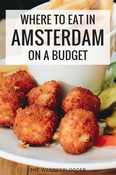 Where To Eat In Amsterdam On A Budget