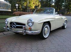 1960 190 SL Mercedes Benz classic & clean