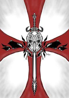 Cool Crusader Cross Tattoo Templar Knight Tattoo Knight Tattoo inside dimensions 802 X 1136 Knights Templar Cross Tattoo - Tattoos undoubtedly are a form Templar Knight Tattoo, Wie Zeichnet Man Manga, Crusader Knight, Cross Tattoo Designs, Cross Tattoos, Christian Warrior, Warrior Tattoos, Warrior Logo, Masonic Symbols