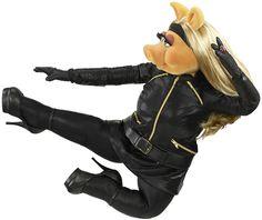 Miss Piggy #girlskickass