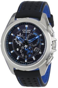 Citizen Men`s Proximity Eco-Drive Stainless Steel Watch Stylish Watches, Luxury Watches, Watches For Men, Men's Watches, Plastic Design, Citizen Eco, Watches Online, Stainless Steel Watch, Casio Watch