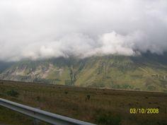 andando entre nubes en la quebrada de humahuaca jujuy