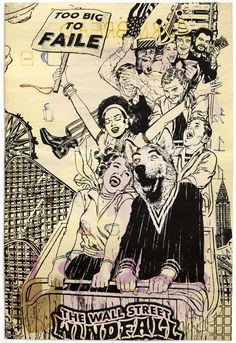 New Works on Paper by FAILE from the Art on Paper Fair in Miami | Hi-Fructose Magazine