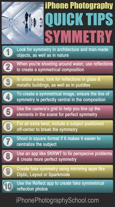 iPhone Symmetry Quick Tips