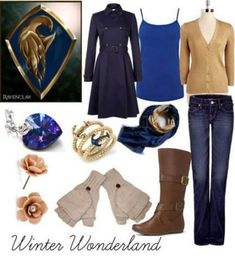 How To Wear Harry Potter Style Ravenclaw 34 Ideas Cool Outfits, Casual Outfits, Fashion Outfits, Womens Fashion, Blue Outfits, Casual Wear, Harry Potter Style, Harry Potter Outfits, Outfits With Converse