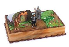 The Hobbit Cake Topper Kit for only $8.00 You save: $1.99 (20%)