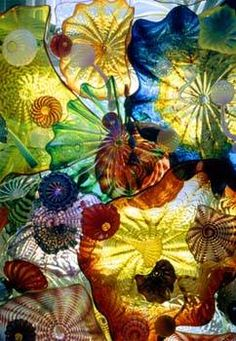 Chihuly art glass... one of my fav artist!!!